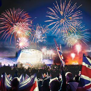 Burghley House Battle Proms Concert