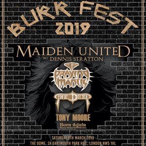 Burr Fest