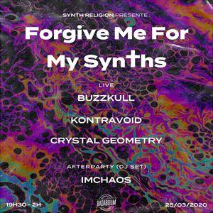 Buzz Kull + Kontravoid + Crystal Geometry