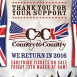 C2C Country To Country 2016
