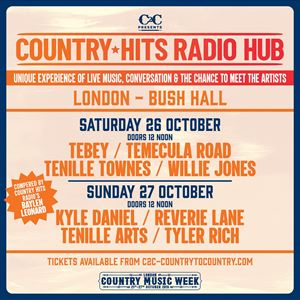 C2C presents Country Hits Radio Hub