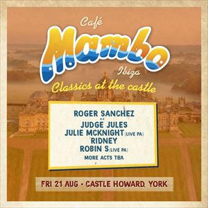 Cafe Mambo Ibiza - Classics At The Castle