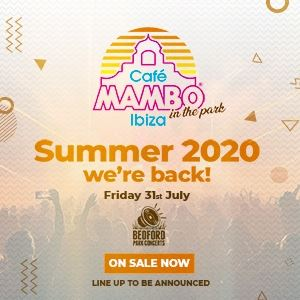 Cafe Mambo Ibiza In The Park