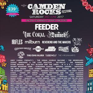 Camden Rocks All-Dayer feat. Charlie Manning