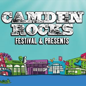Camden Rocks All-Dayer feat. Miracle Glass Company