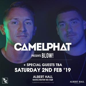 Camelphat Present: Blow!