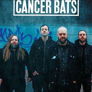CANCER BATS + BLEED FROM WITHIN + UNDERSIDE