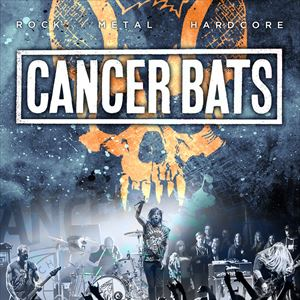 Cancer bats + Loathe Blackpool