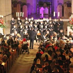 Carols by Candlelight - Ealing Abbey Choir