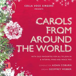 Carols from Around the World 2019