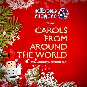 Christmas Around The World Catalog 2019.Carols From Around The World 2019 St Saviour S Pimlico