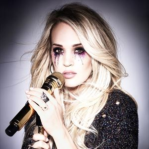 Carrie Underwood - The Cry Pretty Tour UK