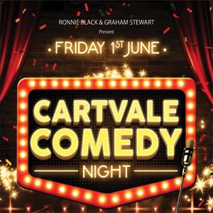 Cartvale Comedy Night