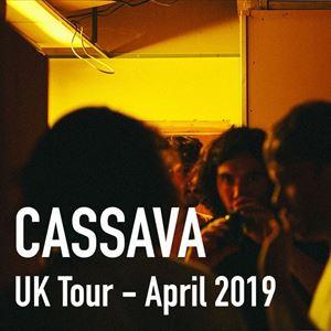 Cassava - The Chameleon Arts Cafe - Nottingham
