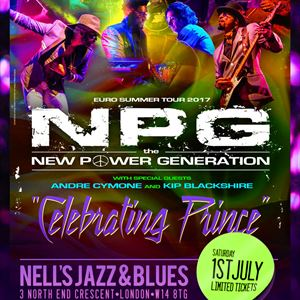 Celebrating Prince - The New Power Generation