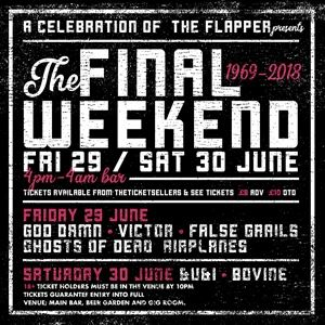 Celebration of The Flapper - Final Weekend (SAT)