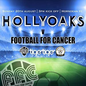 Celebrity Soccer - Hollyoaks Challenge