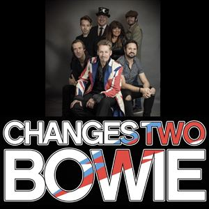 ChangesTwoBowie The music of David Bowie Live