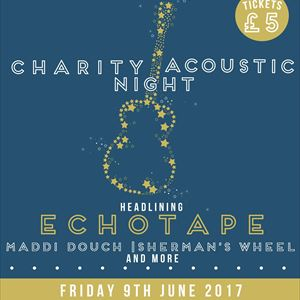 Charity Acoustic Night for Andover MIND