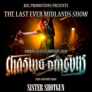 Chasing Dragons Last Ever Midlands Show