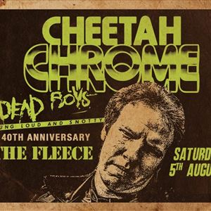 Cheetah Chrome's Dead Boys