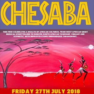 Chesaba - an Electrifying African Celebration