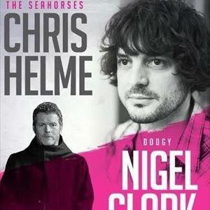 Chris Helme and Nigel Clark