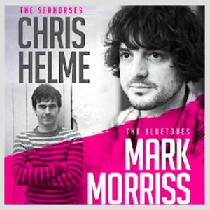 Chris Helme & Mark Morriss at The Pelton Arms