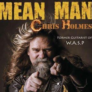 Chris Holmes Mean Man + Alexa De Strange