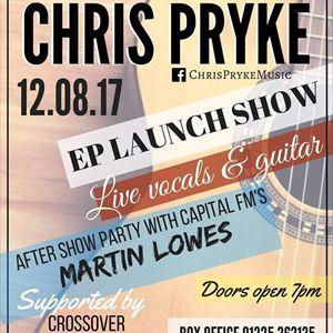 Chris Pryke EP Launch Show