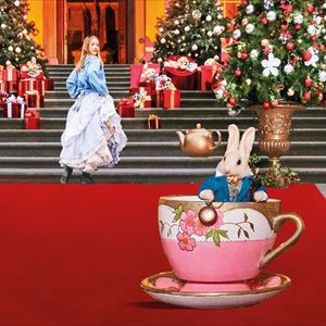 Christmas at Blenheim Palace: Afternoon Tea