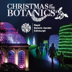 Christmas At The Botanics - PEAK