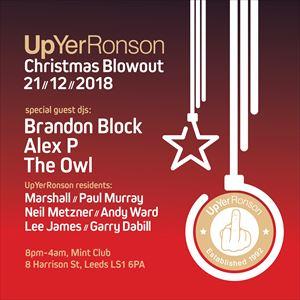 Christmas Blowout w/ Brandon Block & Alex P