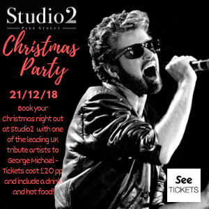Christmas Party - George Michael Tribute Night