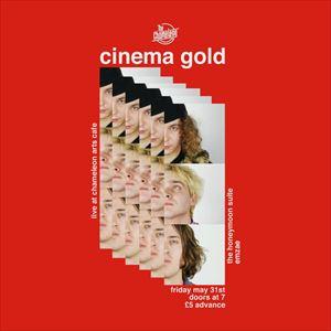 Cinema Gold | Nottingham | The Chameleon