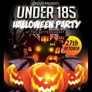 circuit under 18 halloween party the buttermarket tickets circuit under 18 halloween party. Black Bedroom Furniture Sets. Home Design Ideas