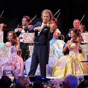 Coach 1 + Andre Rieu - South Essex