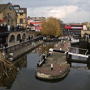 Coach + Camden Lock Markets - North Essex