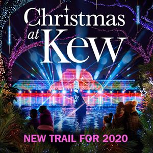 Coach + Christmas At Kew - South Essex