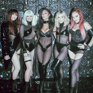 Coach + Pussycat Dolls at Newmarket - South Essex