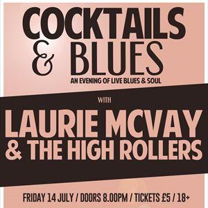 Cocktails & Blues at Strings Bar & Venue