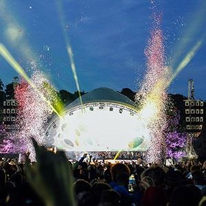 Cocoon In The Park 2018 - 10th Anniversary