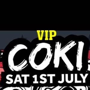 Coki Summer Launch party VIP
