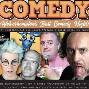 Comedy at The Hummingbird