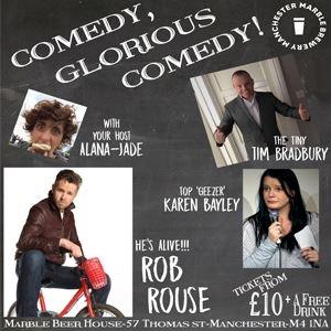 Comedy, Glorious Comedy!