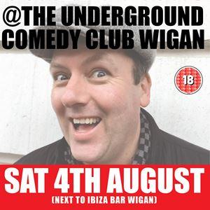 Comedy Night Wigan