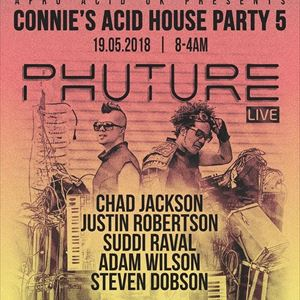Connie's Five: Phuture (Live)
