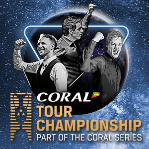 Coral Tour Championship Snooker
