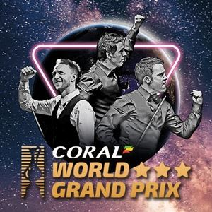 Coral World Grand Prix Snooker