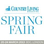 Country Living Magazine Spring Fair